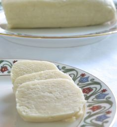 Homemade marzipan - Easy, no-bake delight. Eat it as is, dip it in chocolate, or add it to baked goods. Wonderful substitute for Fondant! Candy Recipes, Sweet Recipes, Dessert Recipes, How To Make Marzipan, Homemade Candies, Homemade Breads, Holiday Baking, Just Desserts, Baked Goods