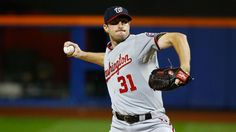 Max Scherzer just threw his second no-hitter in his career, both in the same season!!! Line tonight 9 IP, 17 K's, 0 R, 0 BBs. Just an amazing performance. First person to throw 2 no-hitters in a season since Nolan Ryan.