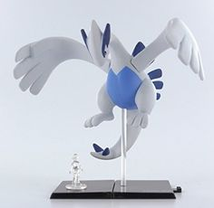 Figurine Gashapon - Pokemon - Diamant et Perle - Blockbuster Edition 2 - Lugia