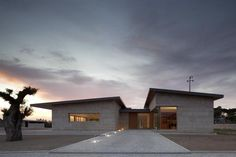 Espadanal House by AMVC Arquitectos (Viseu, Portugal)
