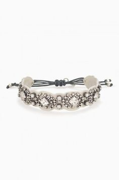 Check out the Chiara Embroidered Bracelet by Stella & Dot!