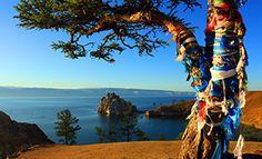 Baikalsee Natur & Schamanismus