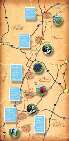 BEST OF THE A.T. TRAIL GUIDE hiking appalachian trail guide