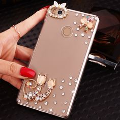 >> Click to Buy << New Crystal Glitter Diamond Style Phone Case Shell for Xiaomi Redmi 4A Cartoon Pattern Smart Phone Case for Xiaomi Redmi 4A #Affiliate