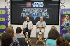 6 Fun Facts About LEGO Star Wars Freemaker Adventures | I had the privilege of seeing a sneak peek of LEGO Star Wars The Freemaker Adventures last week.