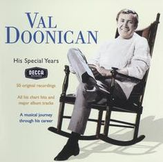Val Doonican - Rocking chair and wooly jumper every Saturday night!