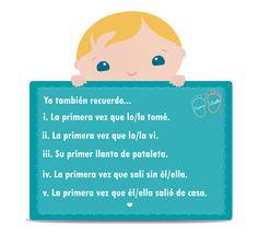 Esos 5 primeros momentos con tu bebé que siempre recordarás por ser una #MamáChocha! (Primera parte)