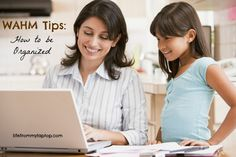 Sponsored:  WAHM Tips: How to Be Organized @Fellowes, Inc. #MC