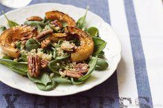 butternut & pecan salad via kauhaa & rakkautta