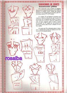 metodo de corte y confeccion - rosalba3 /ropuge - Picasa Albums Web