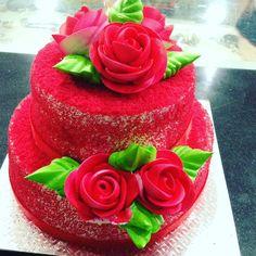 Count the Memories not the Calories...!!! #weddingcake