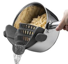 Kitchen Gizmo Snap 'N Strain Strainer, Clip On Silicone C... https://www.amazon.com/dp/B01MZ14LJV/ref=cm_sw_r_pi_dp_x_7ORhAbNHCA9HH