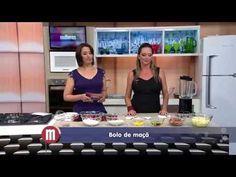 Mulheres - Bolo de Maçã (02/03/15) - YouTube