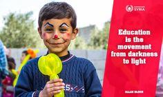 #children #syria #education