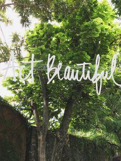 Actúa a favor de tu belleza y la naturaleza #ActBeautiful