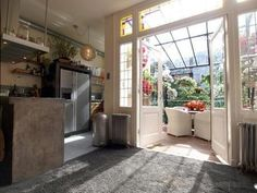 Stoere keuken uit Rotterdam | Interieur inrichting