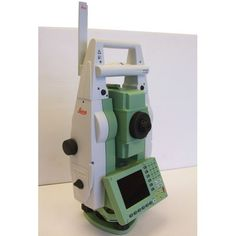 """USED 2011 Leica TCP1201 1"""" Robotic Total Station Low Price"""