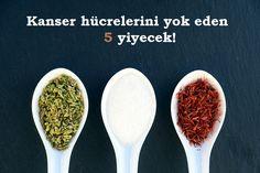Kanser Hücrelerini Azaltan 5 Yiyecek  #kanser #kansertedavisi #iyigelen #yiyecekler #gidalar