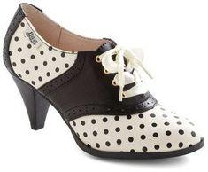 saddle shoes | Rachel Antonoff for Bass Heeled Saddle Shoes - 7 Stylish Saddle ... Adorable!!