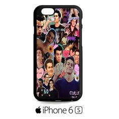 Dylan O'brien Collage iPhone 6S  Case