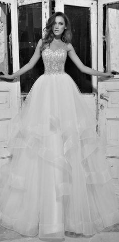 Love by Pnina Tornai 2017 Wedding Dress