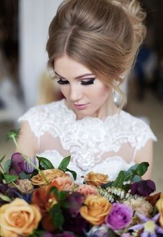Wedding Hairstyles from Elstile Part I - MODwedding