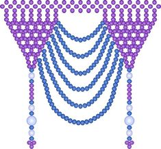 seed bead netting instructions - Ivy bowl cover or necklace seed bead netting instructions - Ivy bowl cover or necklace Beaded Necklace Patterns, Seed Bead Patterns, Beading Patterns, Beaded Earrings, Beading Techniques, Beading Tutorials, Beaded Ornament Covers, Beaded Christmas Ornaments, Beaded Collar