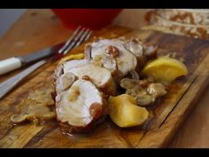 Baked Potato, Carne, Camembert Cheese, Dairy, Pork, Potatoes, Meat, Baking, Ethnic Recipes