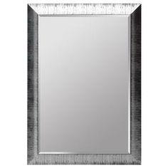 Mirror bouclair home bathroom project for Accessoires de salle de bain bouclair
