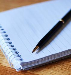 how to write your Christian testimony