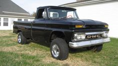 1965 GMC 12 ton 4x4 Custom For Sale   All Collector Cars is your destination to buy, sell and talk about cars. Gm Trucks, Lifted Trucks, Chevy Trucks, Classic Gmc, Classic Cars, Gmc For Sale, Truck Art, Small Cars, General Motors