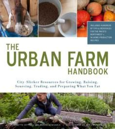 The Urban Farm Handbook plus free basic lotion recipe