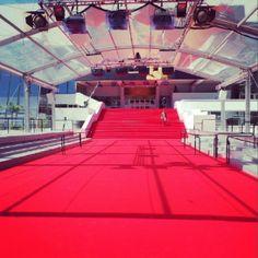 Le Festival de Cannes sur Instagram, jour 1 Les marches du Festival de Cannes par Roberto Cavalli