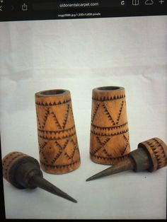 Moroccan kohl pots I Am The Messenger, Kohl Eyeliner, Morocco Travel, Potpourri, Kohls, Moroccan, Egypt, Objects, Container