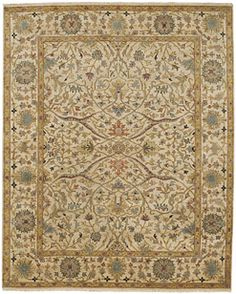Yazzie Champagne Rugs - Capel Rugs