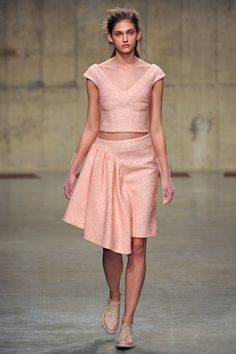look 31 - Simone Rocha Fall 2013 Ready-to-Wear Collection Slideshow on Style.com