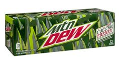 Kroger: Free 12-Pack of Mountain Dew!