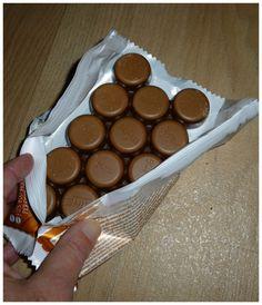 Hands Off My Chocolate Crispy Cookie Caramel & Sesalt recensie review chocolade testen proeven