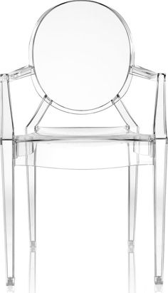Louis Ghost Chair (Set of 4)