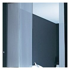 panneau japonais uni tamisant blanc 45x260cm rideau panneau stores pinterest ps. Black Bedroom Furniture Sets. Home Design Ideas
