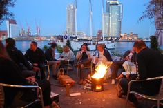 Blog - Rotterdam   15 leuke terrassen aan het water   Zenne