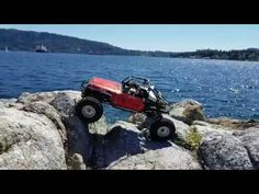 Custom built Jeep YJ with PB Berserker Tires Rc Crawler, Jeep, Monster Trucks, Cars, Building, Youtube, Autos, Buildings, Jeeps
