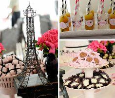 paris wedding party favors | Pink Paris Birthday Party Planning Ideas Supplies Idea Cake Supplies