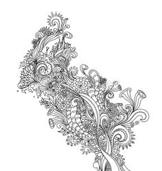 This would take a long time to replicate in henna, but it would be awesome.