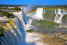 Iguazú Falls (Argentyna/Brazylia)