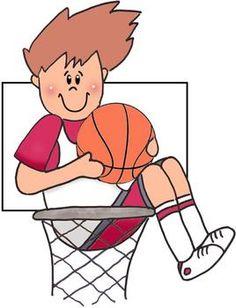 Basketball clipart!