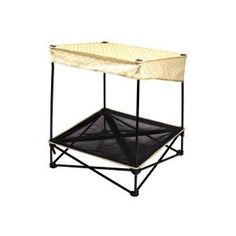 Quik Shade Pets' Pet Shade in Yellow Diamond - Small *