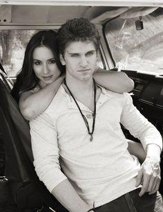 black and white, couple, hot, keegan allen, model, pll, pretty little liars, spoby, toby cavanaugh, troian bellisario