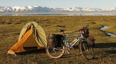 Gear for cycle touring