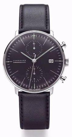 Un senzational ceas marca Junghans. Junghans Meister Driver Chronoscope – Gentleman Time